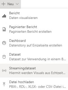 streaming-dataset
